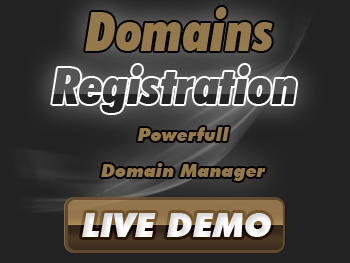 Economical domain name registrations & transfers
